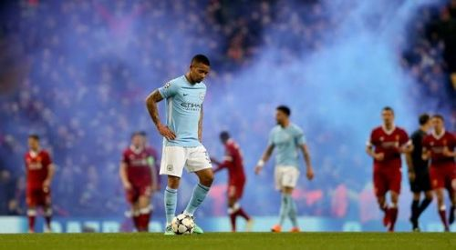 Manchester City has lost to Liverpool three times in 2018