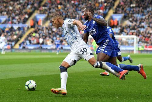 Leicester City v Everton FC - Premier League