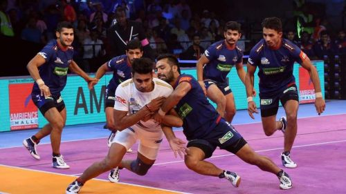 Pawan Kadian's 7 points failed to take his team over the line