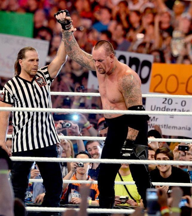 Will the Deadman have his hand raised again?