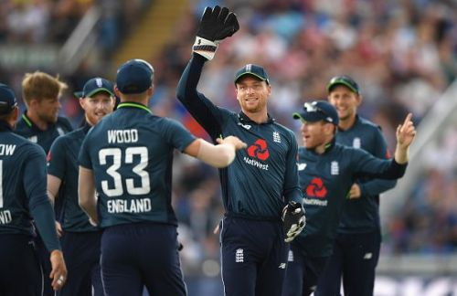 England are enjoying a good run of form in the ODIs