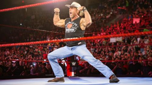 Shawn Michaels, WWE,
