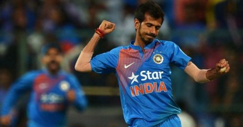 Chahal is a traditional leg-spinner
