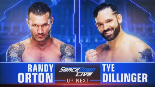 Randy Orton unleashed hell once again
