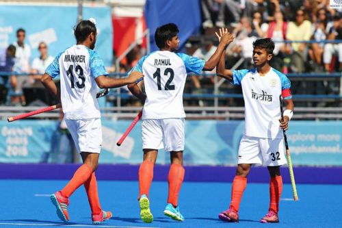 Much was expected from the Men's Hockey 5s side, but they went down without much fight in the Gold Medal Match