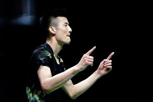 Chen Long of China
