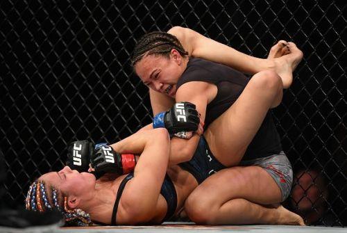 UFC 229: Waterson v Herrig