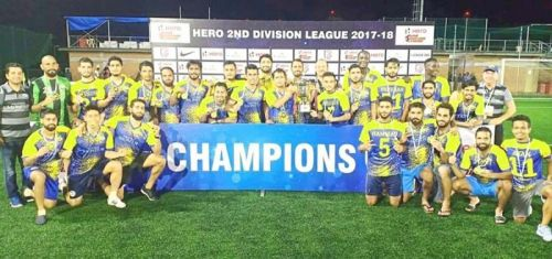 Real Kashmir FC was unbeaten in division 2 last season, can they do the same this year in the I-League?