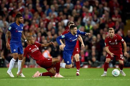 Liverpool could have a player who is as influencing as Kante for Chelsea