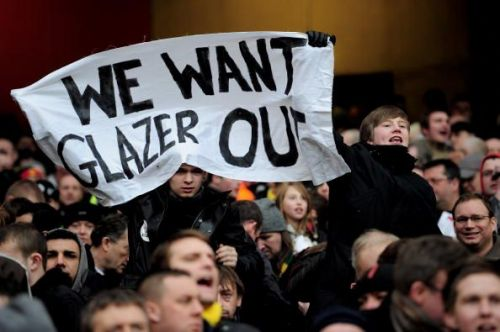 Manchester United fans have protested against the Glazers for years