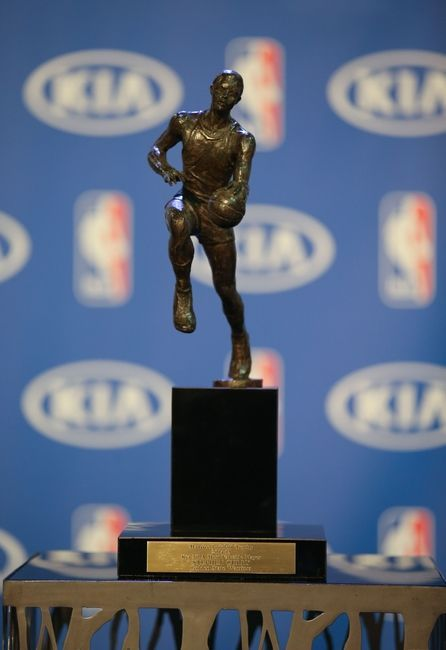 MVP Of the League Trophy