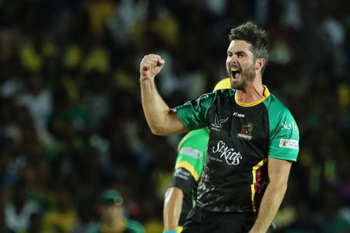 Jamaica Tallawahs v  St Kitts and Nevis Patriots - 2018 Hero Caribbean Premier League (CPL) Tournament