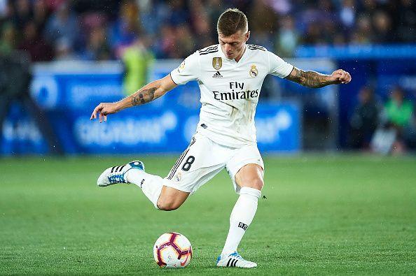 14fc723126a Toni Kroos displays resentment at Real Madrid