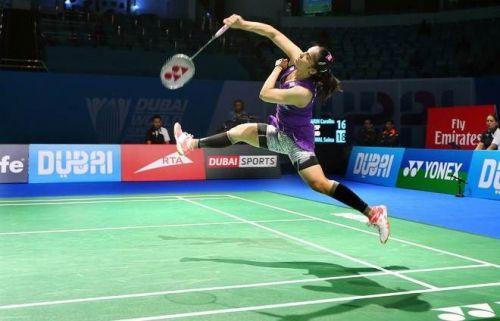 Saina's glorious victory