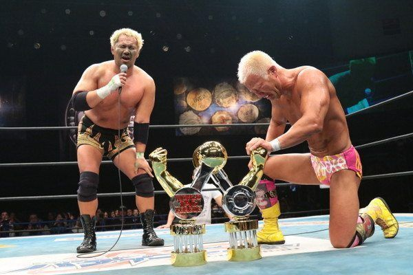 Honma and Makabe are beloved but winding down