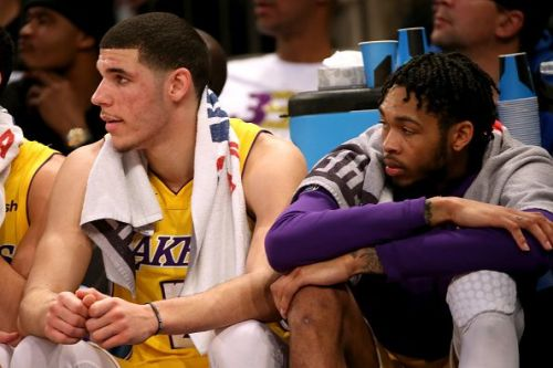 Ingram and Ball will be looking for a break-out season