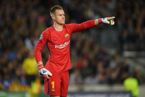 Ter Stegan came up trumps during Barcelona's disappointing run of results