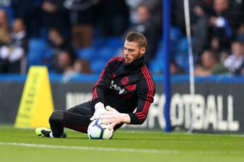David De Gea's contract is going to expire in the coming summer