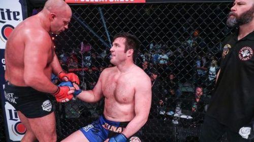 Emelianenko turned the clock back versus Sonnen