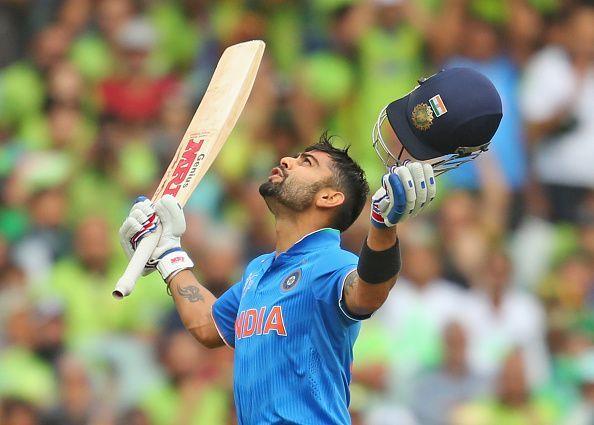 Virat Kohli v Pakistan - 2015 ICC Cricket World Cup