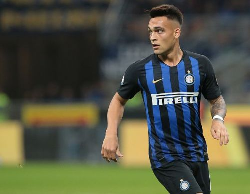 The Inter striker can be a good replacement for Aguero