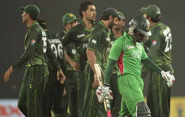 Bangladesh lost Asia Cup 2012 final to Pakistan