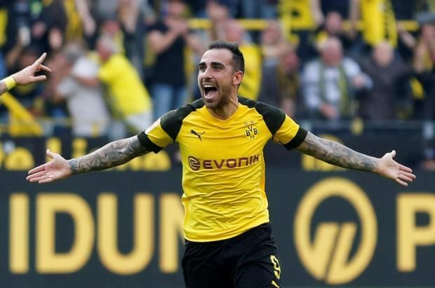 Alcacer is one of the hottest attackers in Europe at the moment