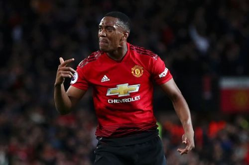 Anthony Martial has finally started to get back to the form that made him a feared winger