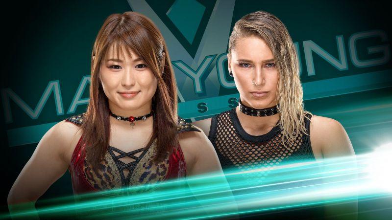 Will Io Shirai finally be able to stop Rhea Ripley?