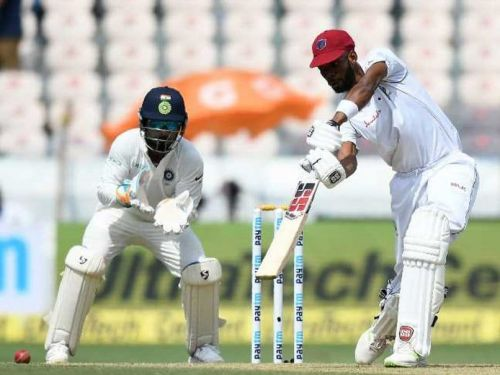 Image result for India vs West Indies 2nd Test hyderabad