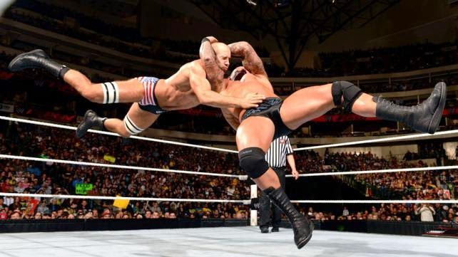 The RKO has almost always been a fantastic looking move...almost