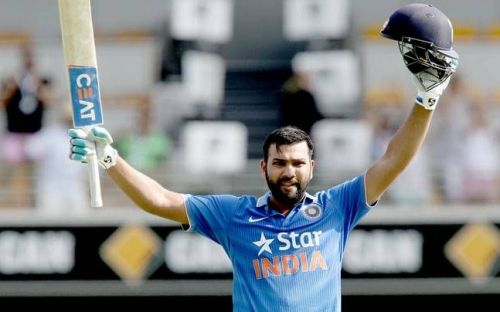 Image result for rohit sharma in odis