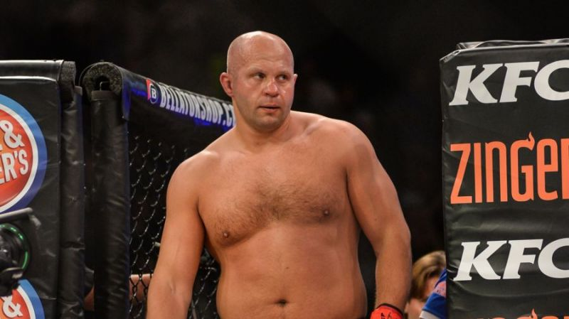Fedor Emelianenko: One of the greatest of all time