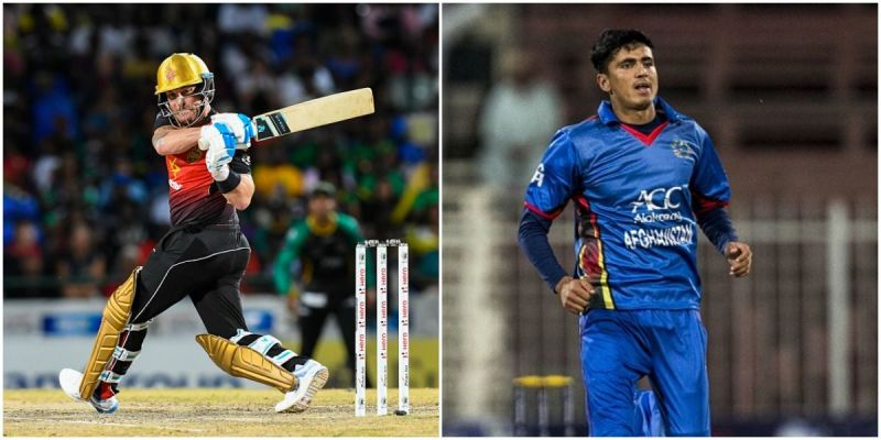 An engrossing battle looms large between Brendon McCullum and Mujeeb Ur Rahman