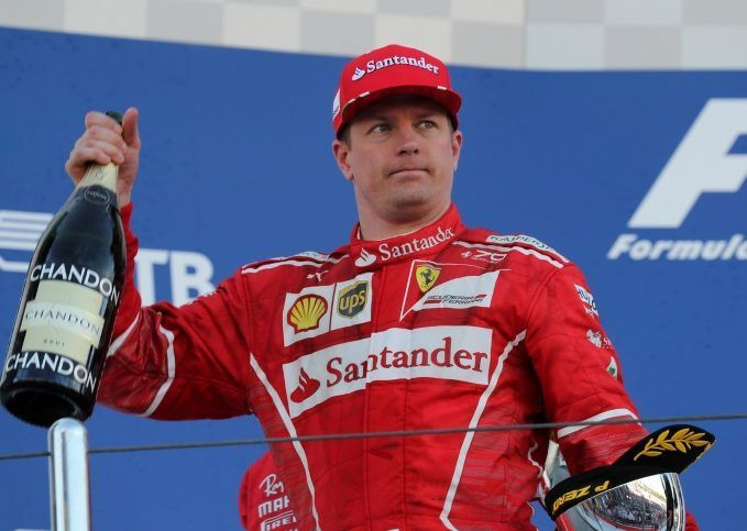 Raikkonen won a Grand Prix at 39 years of age