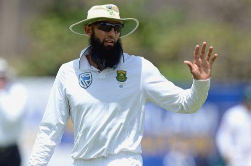 Hashim Amla has grown into a modern-day batting great
