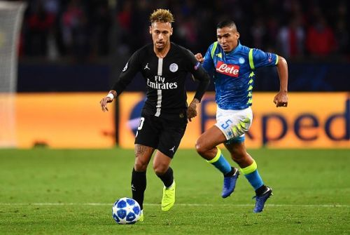 PSG will be banking Neymar to lead them to success this term