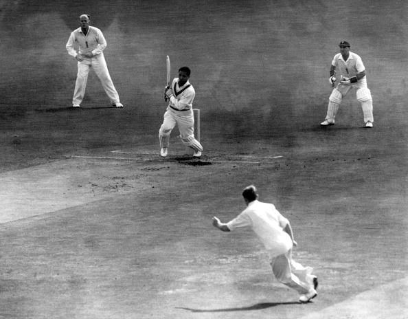 1957 TEST CRICKET