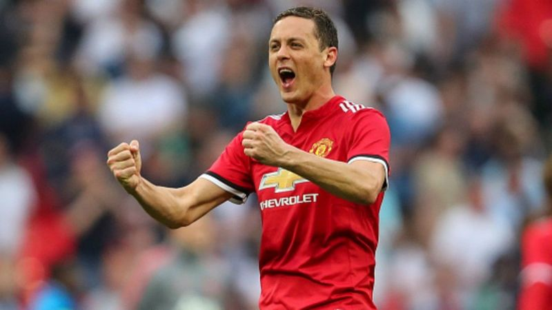 Matic is one of Jose Mourinho's favorites at United.