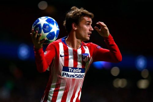 Griezmann has had a great year at both club and international levels