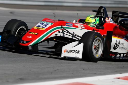 Mick Schumacher could follow his father's footsteps into Formula One