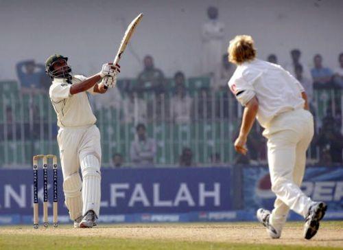 2nd Test Match Pakistan v England
