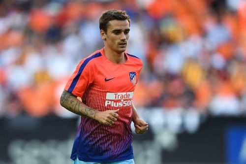 Griezmann was one of the top performers on the continent last season