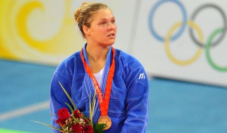 Top 10 Interesting Facts Of Ronda Rousey's Career 1