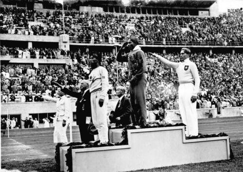 4 Gold won by Jesse Owens: Destroying Anti Semitism
