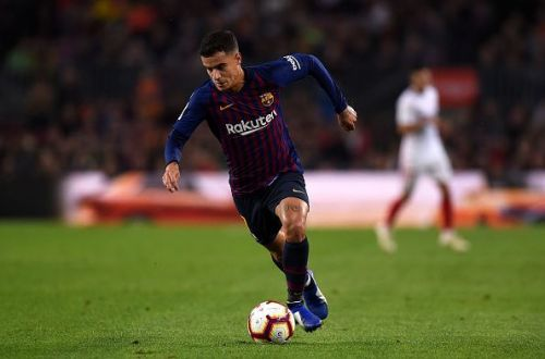 Coutinho is an integral part of Barcelona's attack