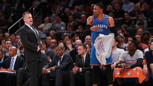 Russel Westbrook's gameplay will decide the fortunes of the OKC