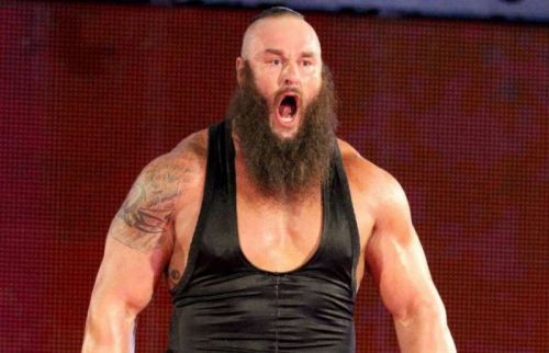 Strowman should be Universal Champion after Crown Jewel
