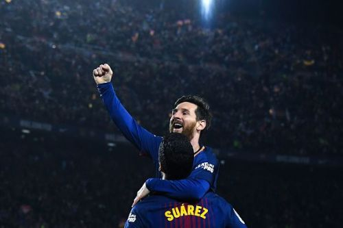 Barcelona's captain is the El Clasico's all-time top scorer
