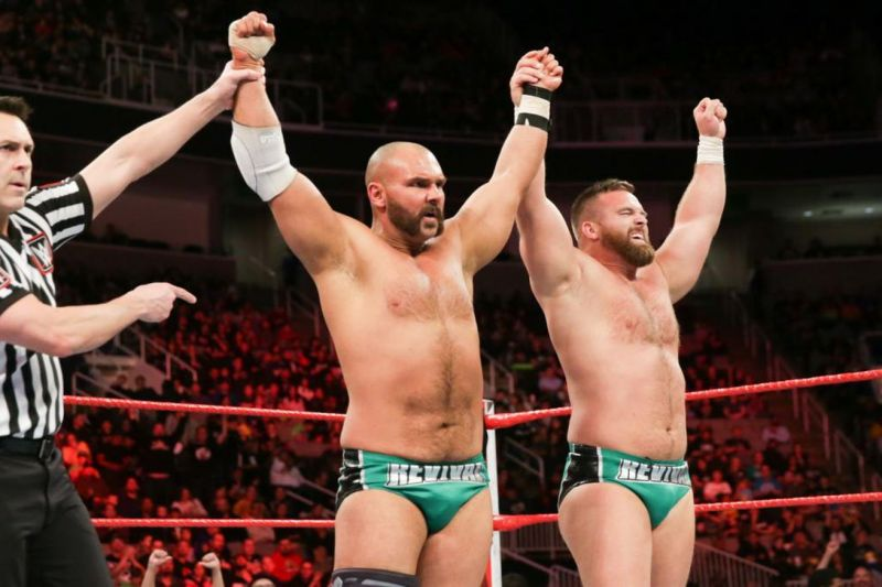 Revive Raw Tag Team Division